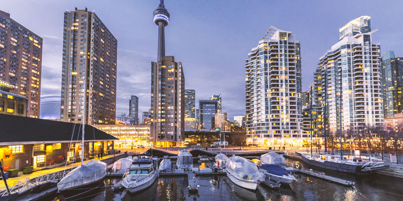 The Canadian Real Estate Market is Hot!